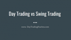day trading vs swing trading